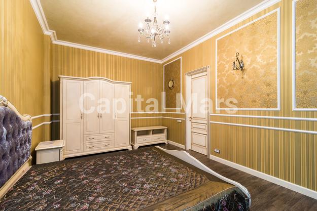 Спальня в квартире на ул. Фадеева, д. 4А