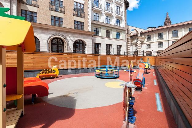 Детская площадка в квартире на ул. Фадеева, д. 4А