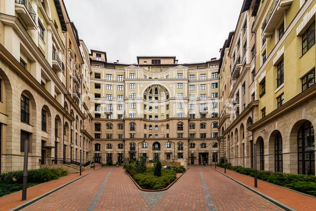 Двор в квартире на ул. Фадеева, д. 4А