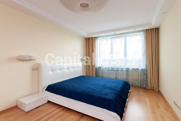 Спальня в квартире на ш. Хорошёвское, д. 16, к. 1