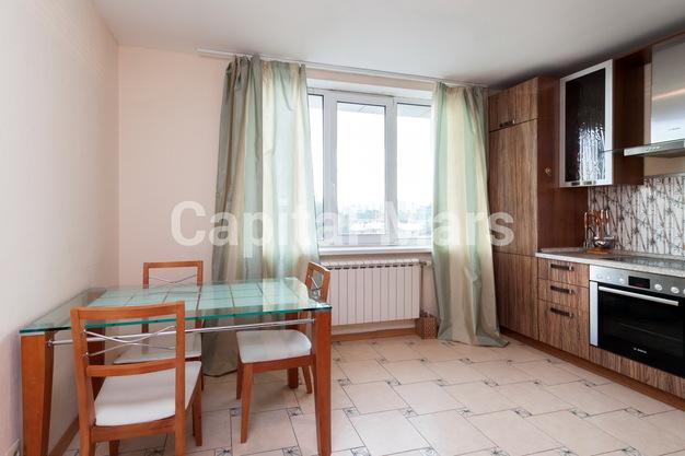 Кухня в квартире на ш. Хорошёвское, д. 16, к. 1