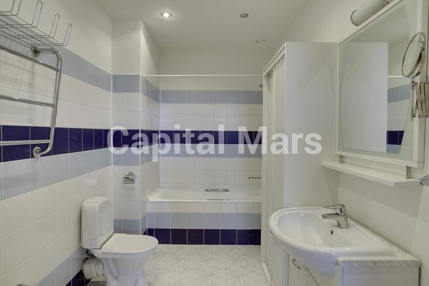 Ванная комната в квартире на ул. Новый Арбат, д. 29