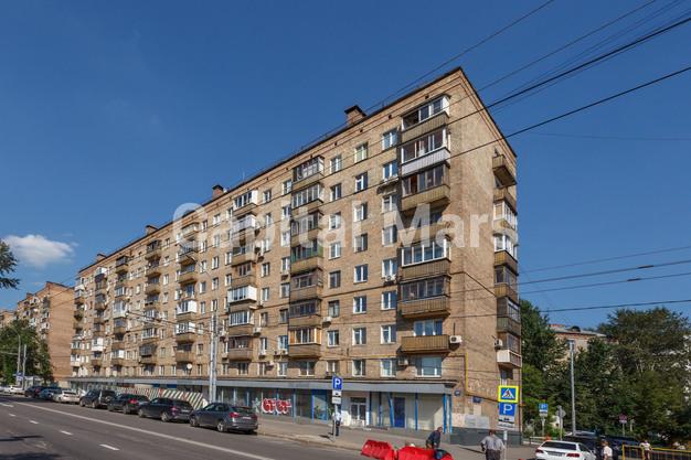 Фасад в квартире на ул. Бутырский Вал, д. 28