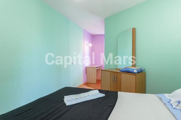 Спальня в квартире на ул. Бутырский Вал, д. 28