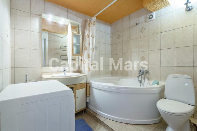 Ванная комната в квартире на ул. Бутырский Вал, д. 28