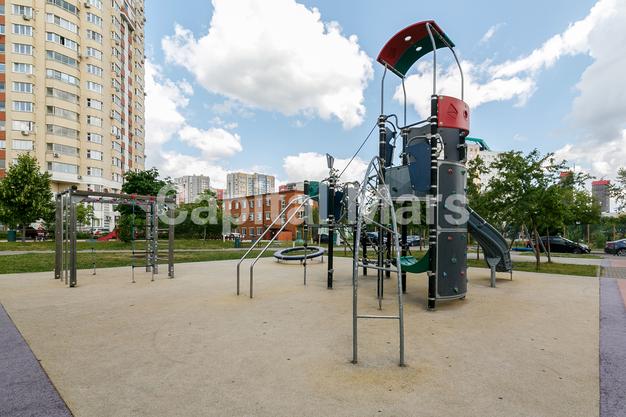 Детская площадка в квартире на ул. Лобачевского, д. 41