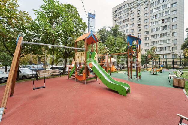 Детская площадка в квартире на ул. Красногвардейская 3-я, д. 3