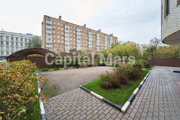 Двор в квартире на ул. Красногвардейская 3-я, д. 3