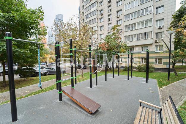 Спортивная площадка в квартире на ул. Красногвардейская 3-я, д. 3