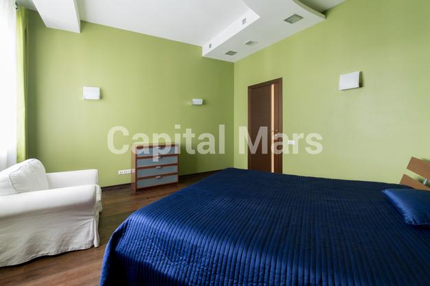 Спальня в квартире на ул. Береговая, д. 4, к. 2