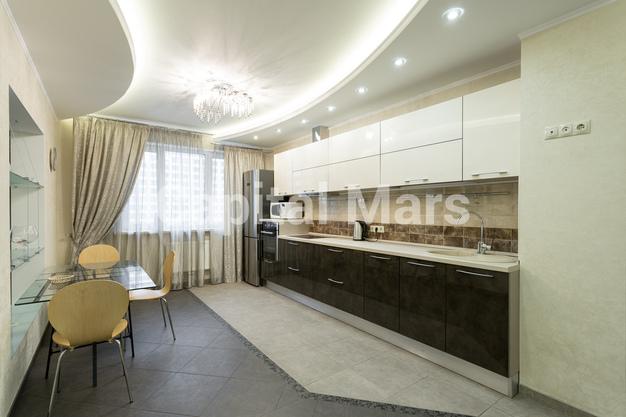 Кухня в квартире на проезд Нагатинский 1-й, д. 11, к. 2