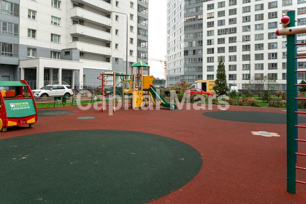 Детская площадка в квартире на проезд Нагатинский 1-й, д. 11, к. 2