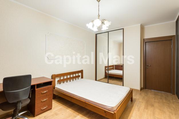 Спальня в квартире на проезд Нагатинский 1-й, д. 11, к. 2
