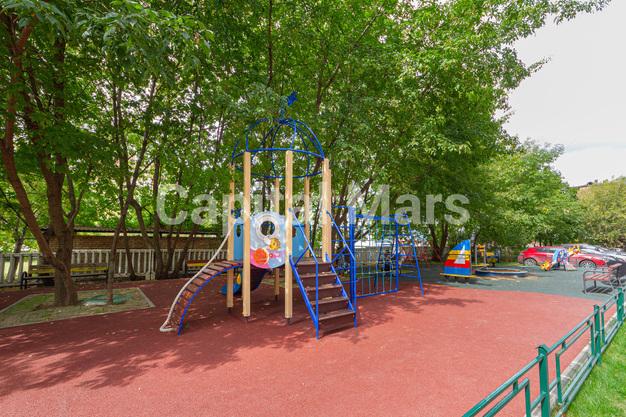 Детская площадка в квартире на ул. Лефортовский Вал, д. 11, к. 2