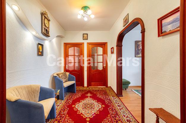 Холл в квартире на ул. Лефортовский Вал, д. 11, к. 2