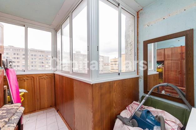 Балкон в квартире на ул. Лефортовский Вал, д. 11, к. 2