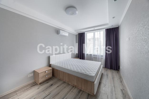 Спальня в квартире на ул. Новый Арбат, д. 26