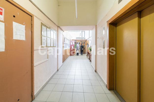 Подъезд в квартире на ул. Новый Арбат, д. 26