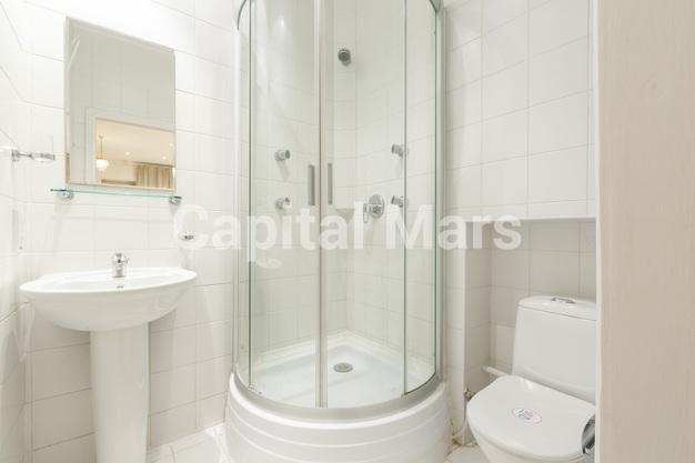 Ванная комната в квартире на ул. Садовая-Кудринская, д. 23, стр. 1
