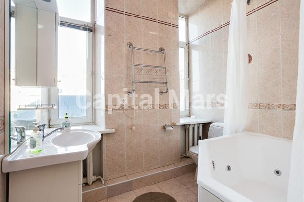 Ванная комната в квартире на ул. Серафимовича, д. 2