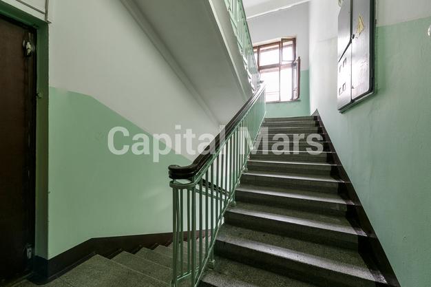 Подъезд в квартире на Козицкий пер, д. 1А