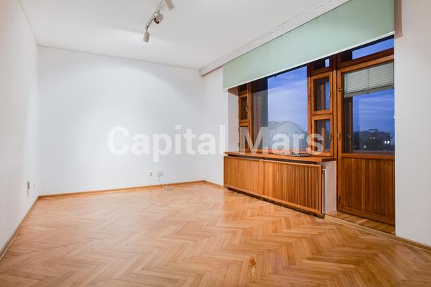 Жилая комната в квартире на Гранатный пер, д. 10, стр. 1
