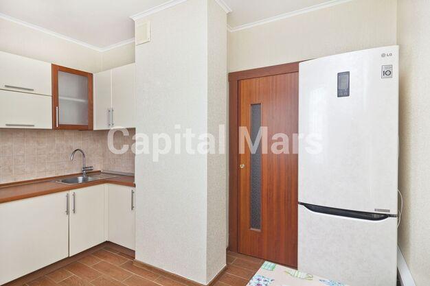 Кухня в квартире на ш. Варшавское, д. 158, к. 2