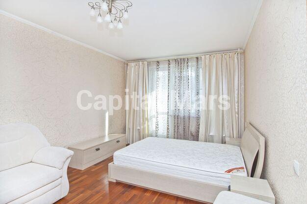 Спальня в квартире на ш. Варшавское, д. 158, к. 2