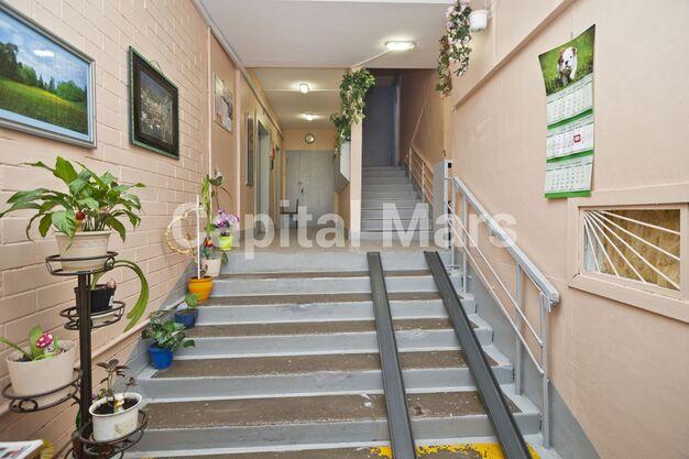 Подъезд в квартире на ш. Варшавское, д. 158, к. 2
