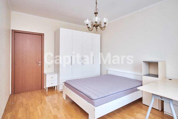 Спальня в квартире на Чапаевский пер, д. 3
