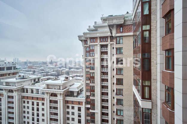 Вид из окна в квартире на Чапаевский пер, д. 3