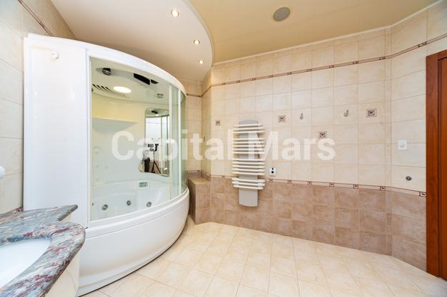 Ванная комната в квартире на ул. Авиационная, д. 79В
