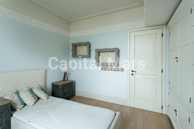 Спальня в квартире на пр-кт Мира, д. 108