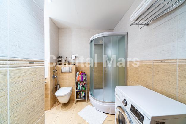 Ванная комната в квартире на ул. Вешних Вод, д. 2, к. 5