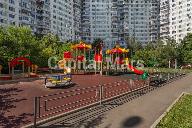 Детская площадка в квартире на ул Исаковского, д 4 к 2