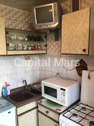 Кухня в квартире на ул Гончарова, д 5А