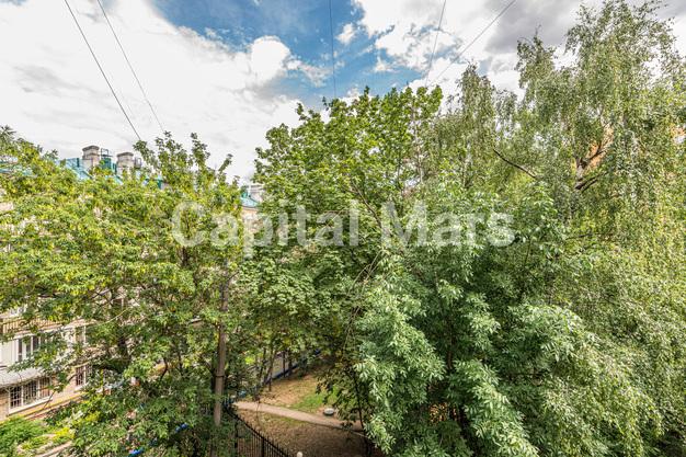 Вид из окна в квартире на Кутузовский пр-кт, д. 71