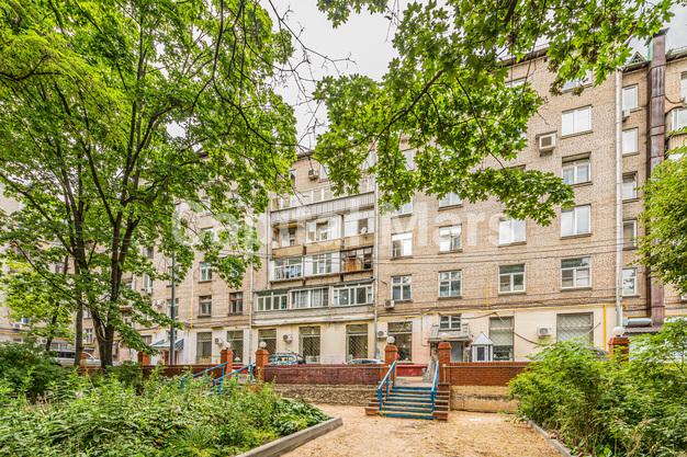 Фасад в квартире на Кутузовский пр-кт, д. 71