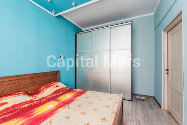 Спальня в квартире на Кутузовский пр-кт, д. 71