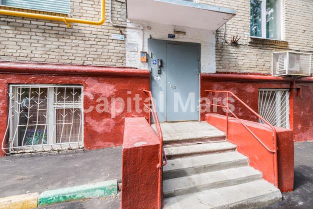 Подъезд в квартире на Кутузовский пр-кт, д. 71