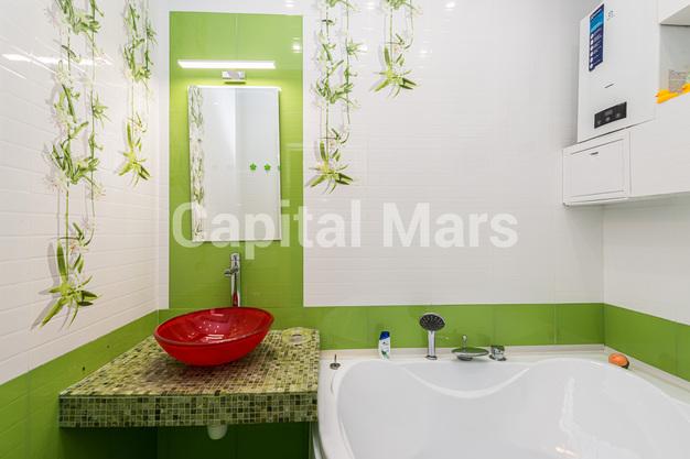 Ванная комната в квартире на Кутузовский пр-кт, д. 71