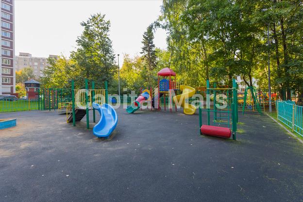 Детская площадка в квартире на ул. Профсоюзная, д. 93, к. 4