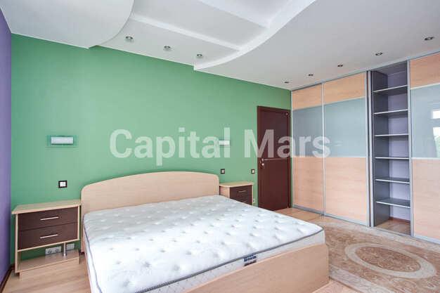 Спальня в квартире на ул. Маршала Тимошенко, д. 17, к. 2