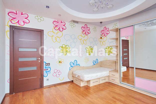 Детская в квартире на ул. Маршала Тимошенко, д. 17, к. 2