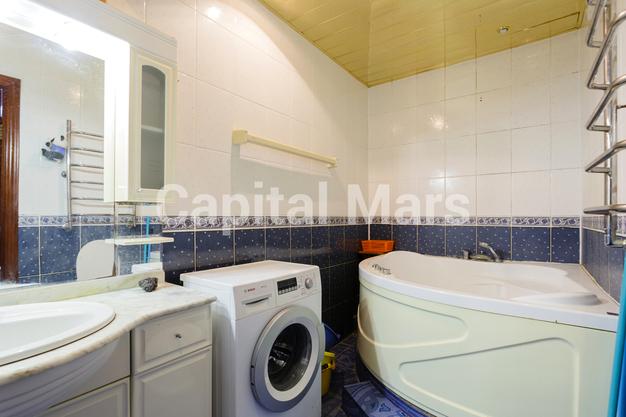 Ванная комната в квартире на ул. Енисейская, д. 5