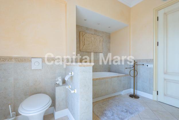 Ванная комната в квартире на ул. Куусинена, д. 23, к. 2