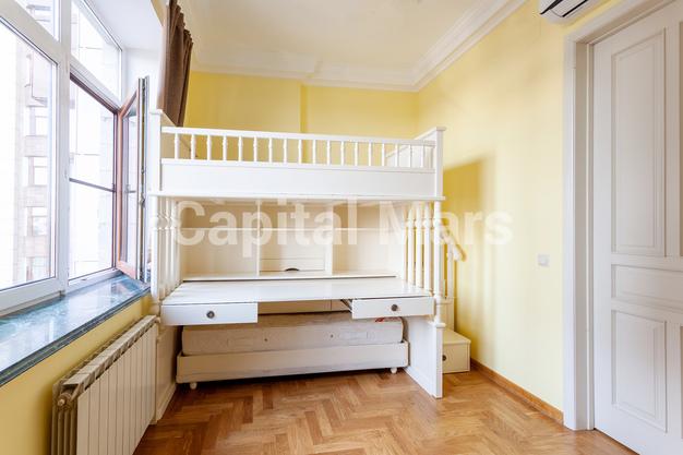 Детская в квартире на Чапаевский пер, д. 3