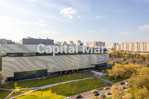 Вид из окна в квартире на ул. Давыдковская, д. 3