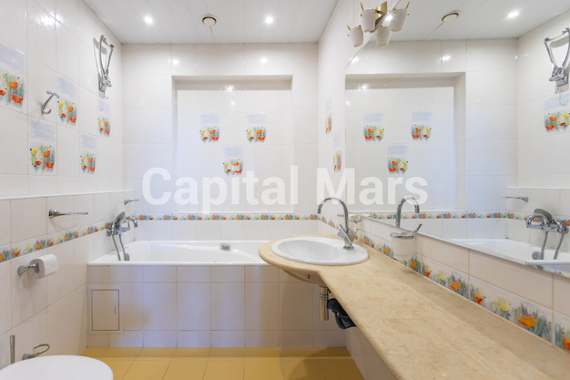 Ванная комната в квартире на ул. Давыдковская, д. 3