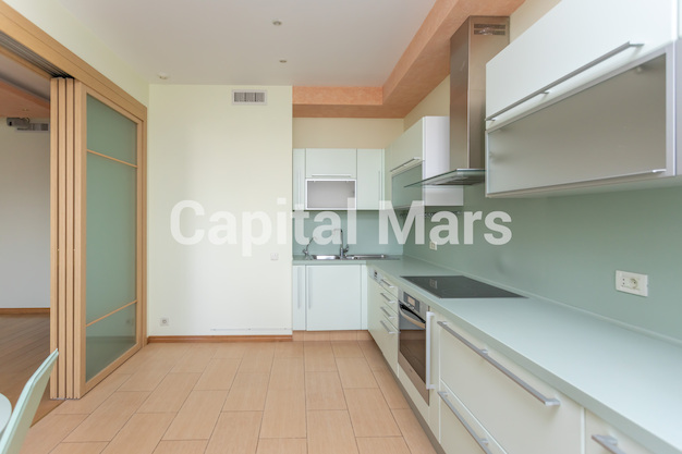 Кухня в квартире на ул. Давыдковская, д. 3